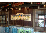Majic Oyster Bar and Grill